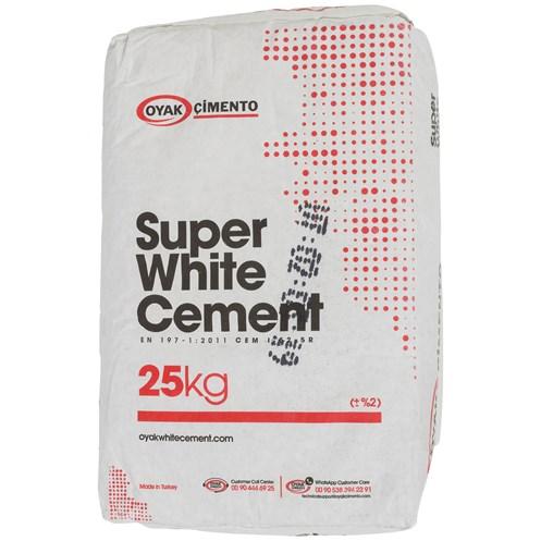 Цемент белый CIMSA (Турция)25кг