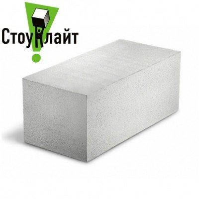 Газоблок Стоунлайт  стеновой 200*400*600  (паллета 1,92м3-40 шт)