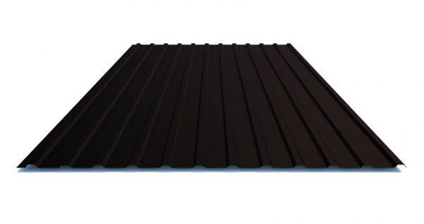 Профнастил C-18 Толщина листа от 0,40 до 0,65 мм. максимальная длинна 6м